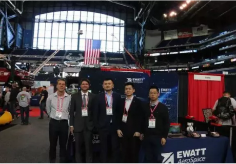 EWATT Aerospace attends the World's Largest Firefighting Expo